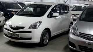 Сравнение Toyota Ractis 1.5 л. и Nissan Note 1.5 л. от РДМ-Импорт
