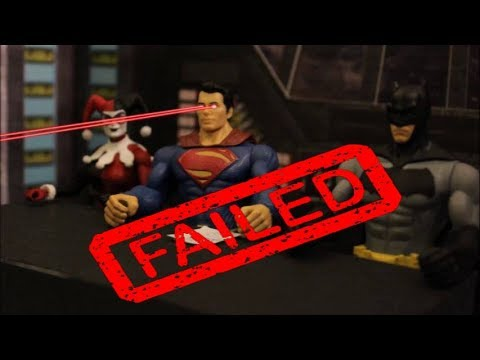 Thumbnail: Injustice 2: Failed Character Auditions