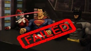 Injustice 2: Failed Character Auditions
