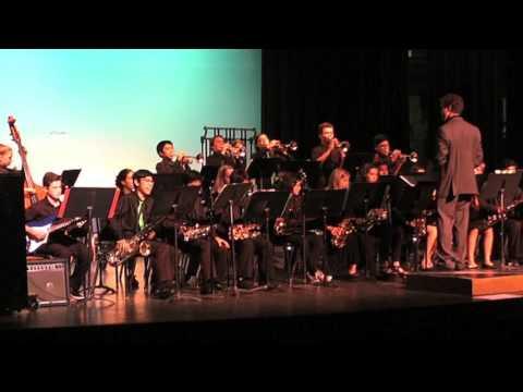 La Colina Junior High School Jazz Band @ Santa Barbara 05/24/2017