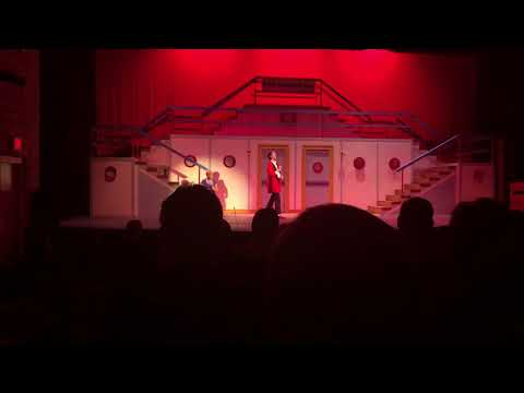 The Gypsy In Me - Anything Goes - Canterbury School of Florida Spring 2018