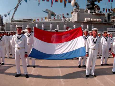 Royal Netherlands Navy (March Past Music)