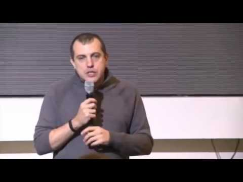 aantonop - the bubble boy and the sewer rat