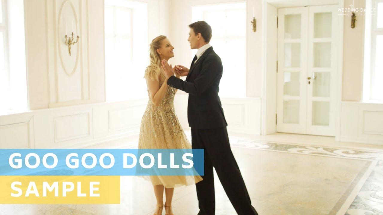 Sample Tutorial: Goo Goo Dolls - Iris | Viennese Waltz| Pierwszy Taniec | Wedding Dance Choreography