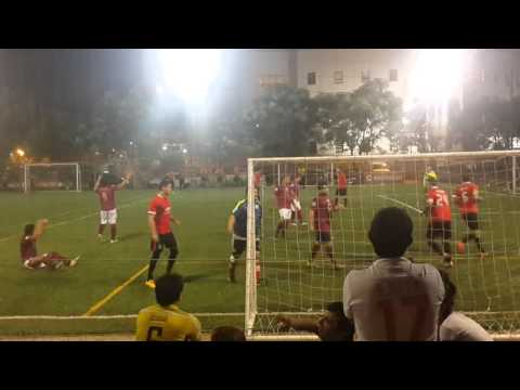 The Gunners FC VS Punta del Este -- CAA2015 20/09/2015