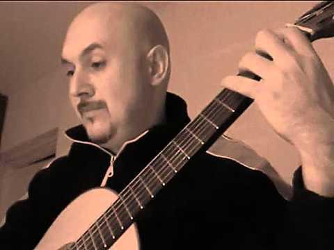 Sarabande - Ludovico Einaudi - guitar cover