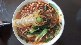 Hot and sour powder / hot and sour glass noodle/Chinese  Suan La Fen/sweet Potato noodles [酸辣粉