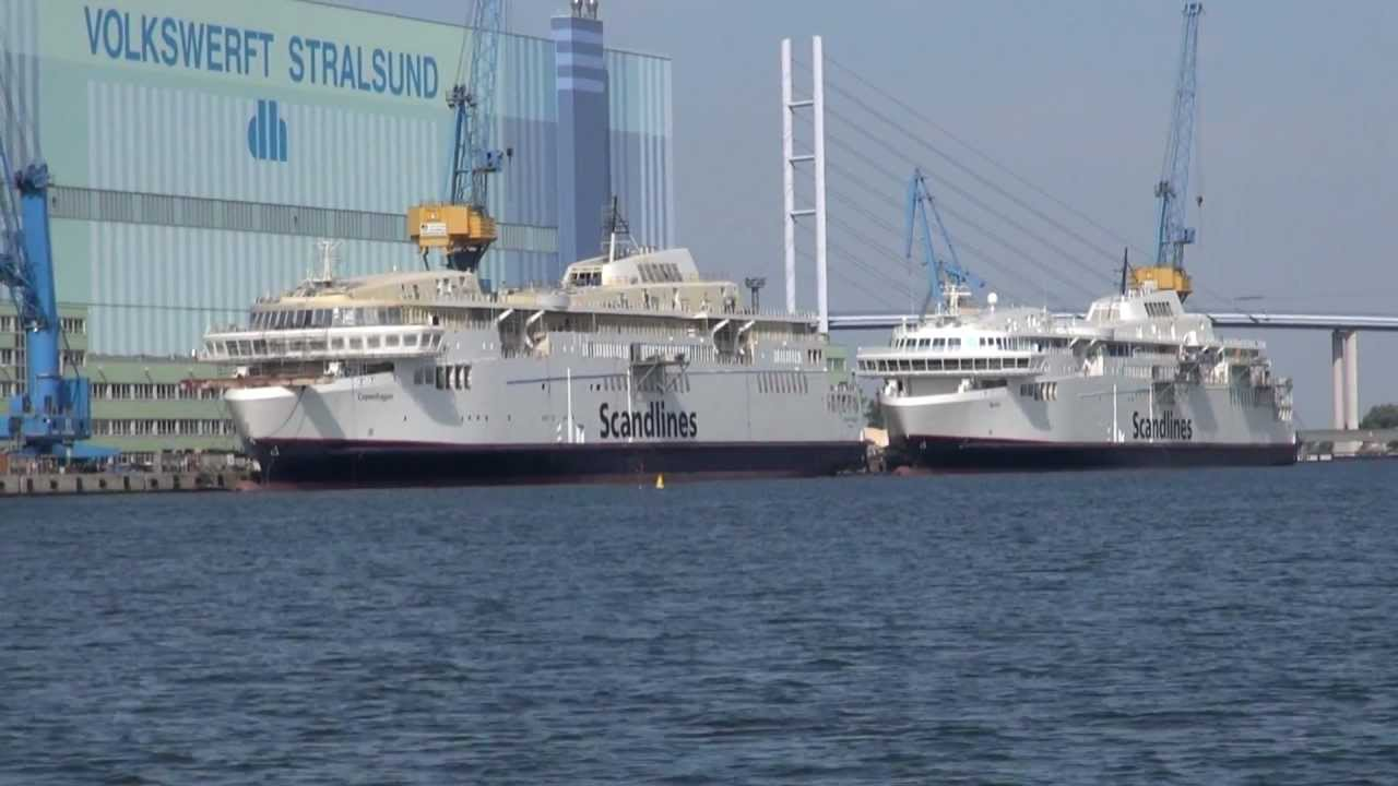 Afbeeldingsresultaat voor Scandlines Stralsund