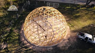 Construcción de Domos Geodésicos