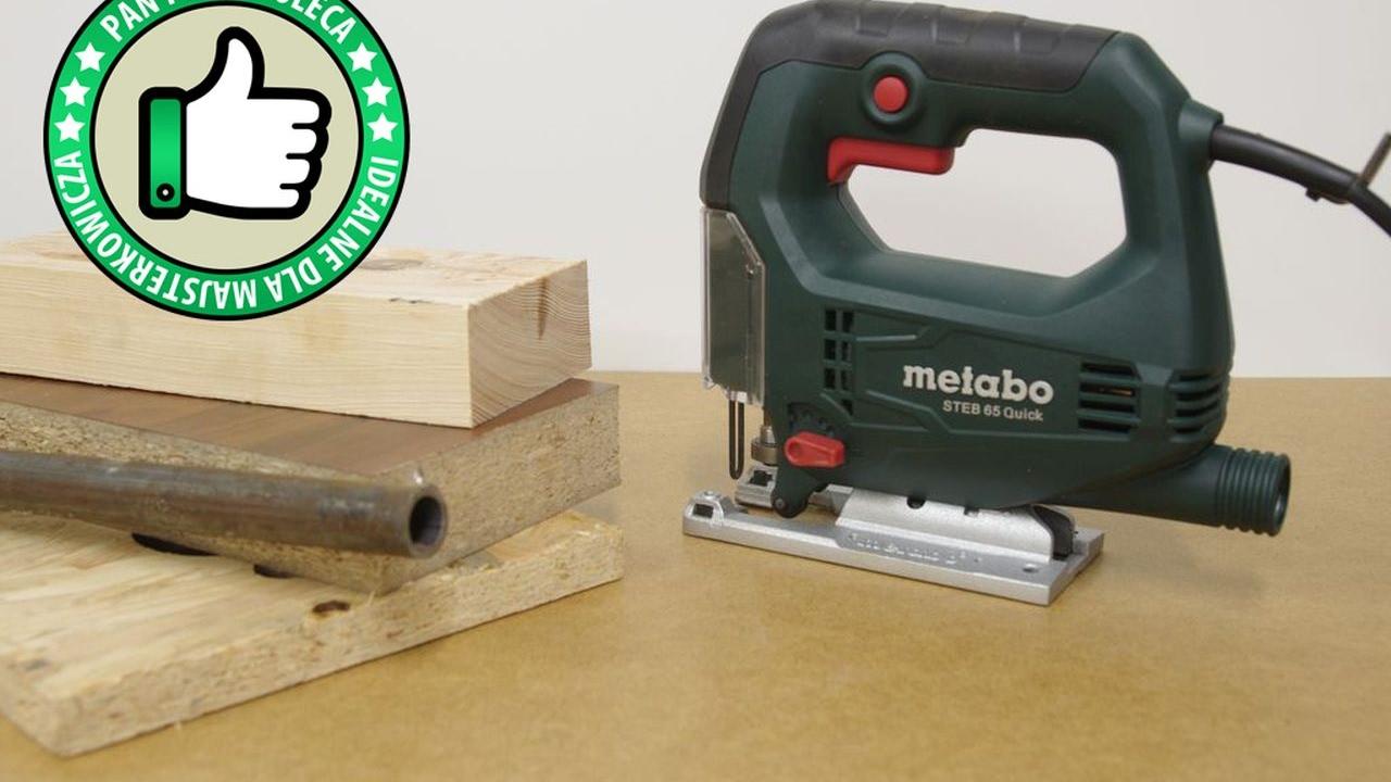Metabo STEB65QL 110v STEB 65 Quick Jigsaw 450 Watt