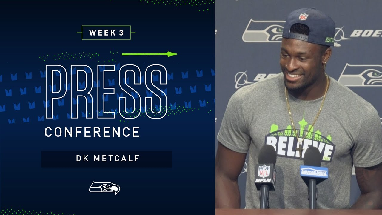 Russell Wilson and DK Metcalf eyeing an NFL record that Peyton ...