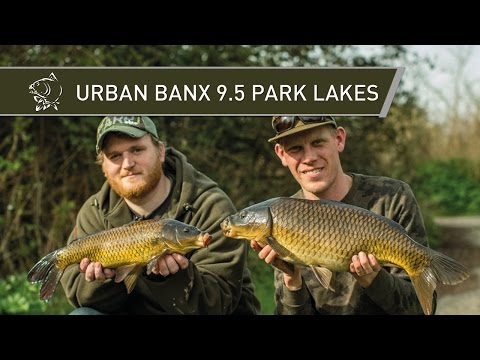 CARP FISHING - Urban Banx Park Lake Special - UB 9.5