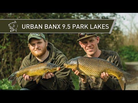 CARP FISHING - Urban Banx Park Lake Special - UB 9.5