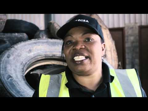 Women in Waste: Depot Manager Johanna Baleng
