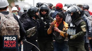 What's next for Bolivia, after President Morales steps down