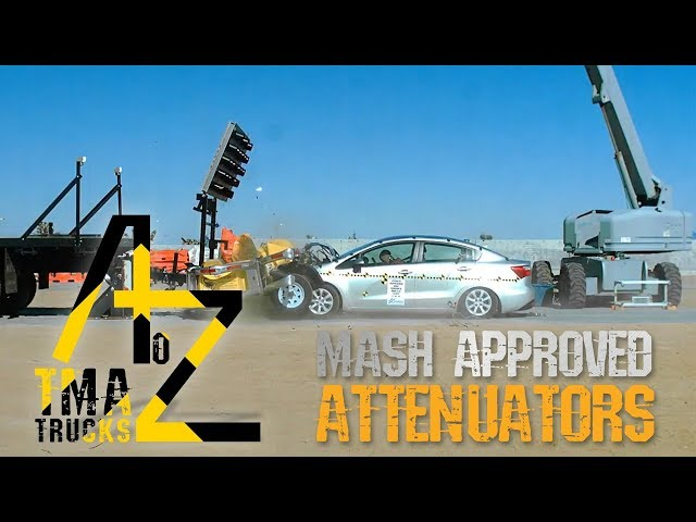 Episode 13 - MASH Guidelines for Truck Mounted Attenuators | Royal Truck & Equipment