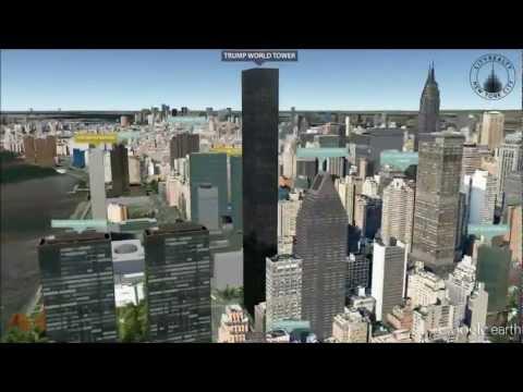 Manhattan Real Estate - Trump World Tower