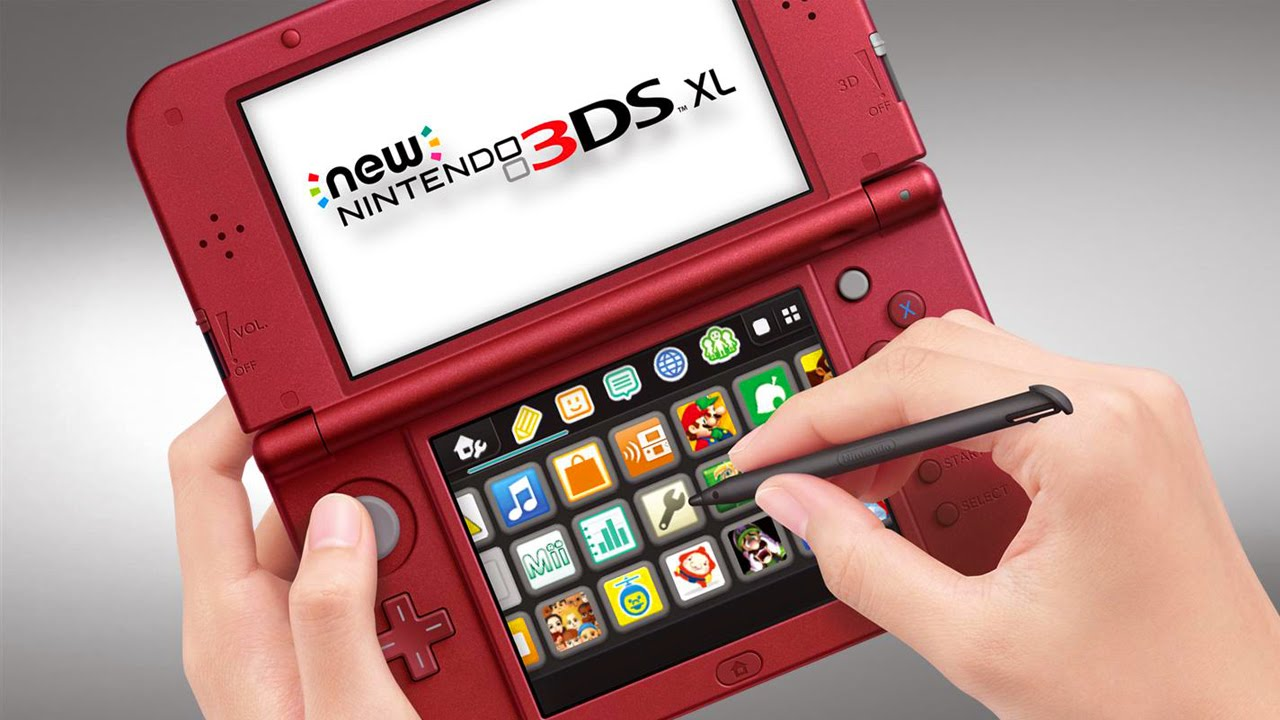 how to make new 3ds xl region free
