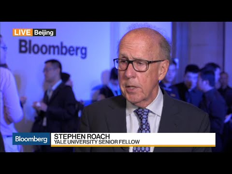 Yale's Roach on Interest Rates, China, Hong Kong