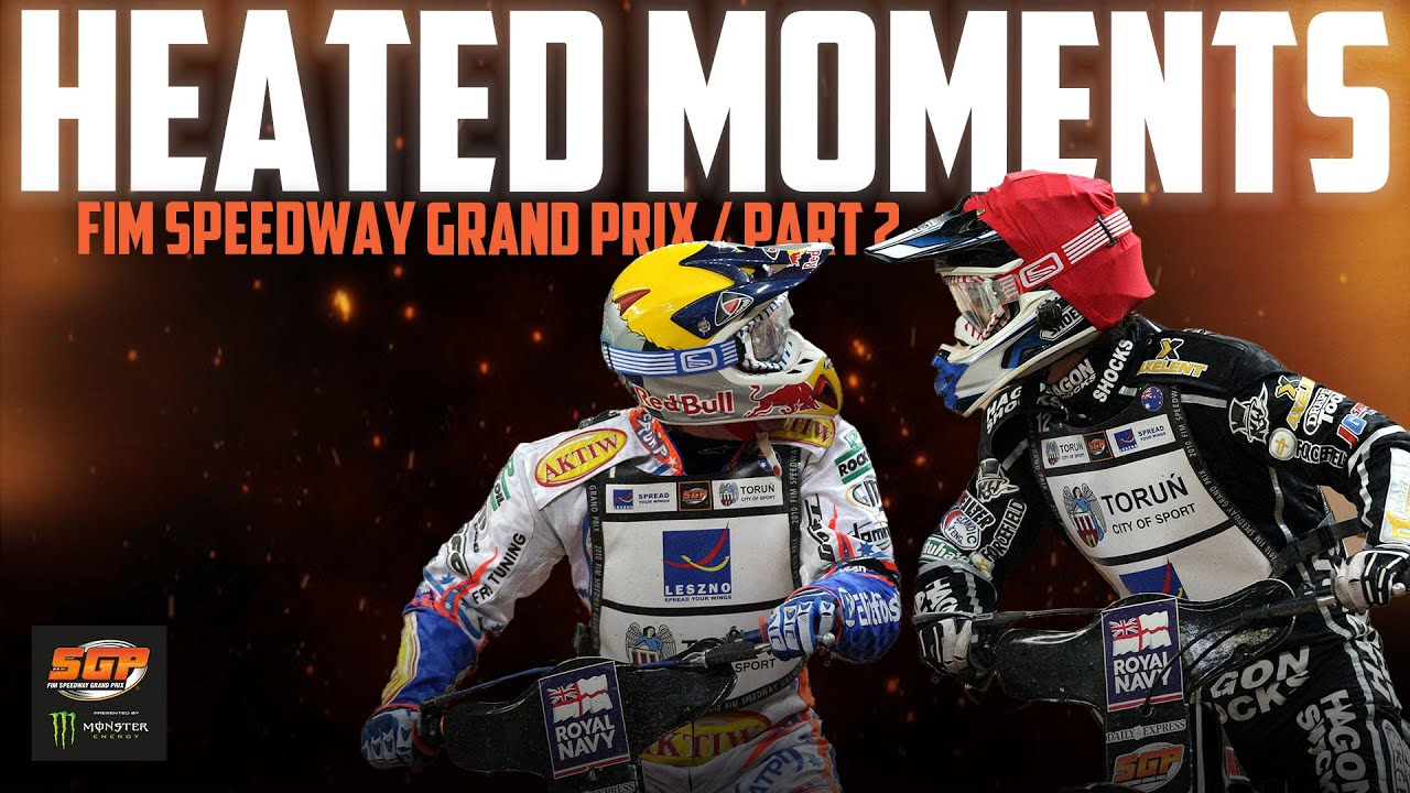 HEATED Speedway GP Moments! 🔥 | Part 2 | FIM Speedway Grand Prix