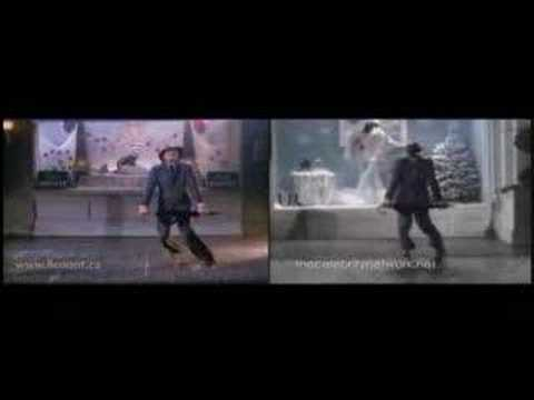 Usher TRIBUTE to Gene Kelly Singing in the rain