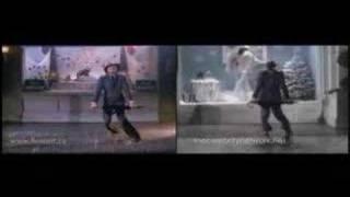 Usher TRIBUTE to Gene Kelly Singing in the rain