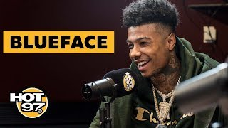 Blueface On Thotiana, Calls Himself