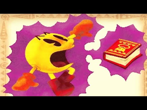 Pac-Pix (Nintendo DS) Playthrough – NintendoComplete