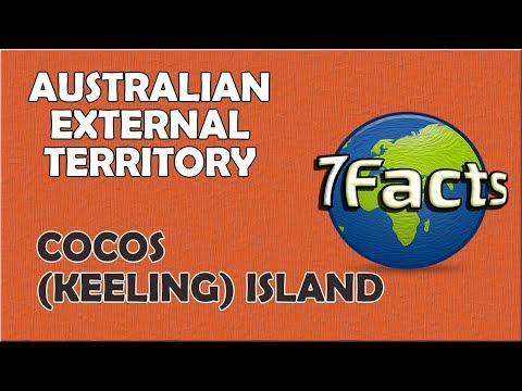 7 Facts about Cocos (Keeling) Islands