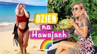 Bliskie spotkanie z wielorybami!  Dzień na Hawajach! | Agnieszka Grzelak Vlog