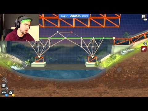 RAMPY RAMP   Bridge Constructor Stunts