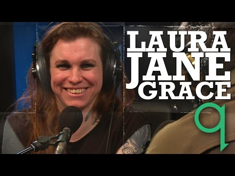 Laura Jane Grace saw herself in Madonna