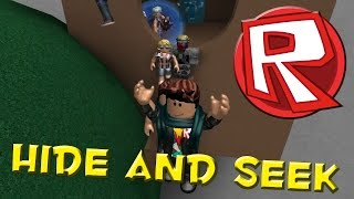 ROBLOX - Hide and Seek: RIP [Xbox One Edition]