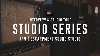 Studio Tours: Escarpment Sound Studio - (How to build a home studio in 2019)