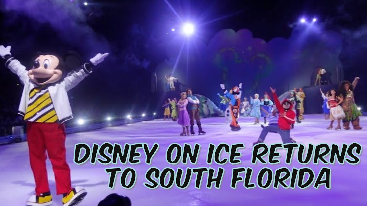 Disney on Ice - Mickey's Search Party Returns to the BB&T Center