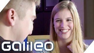 Das Experiment: Verliebt nach 36 Fragen - Teil 1 | Galileo | ProSieben
