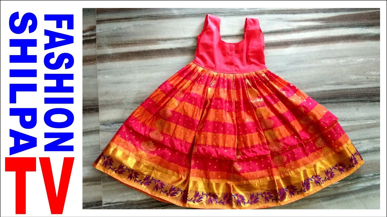 How To Make Designer Blouse At Home 25 Langa Blouse Cutting And