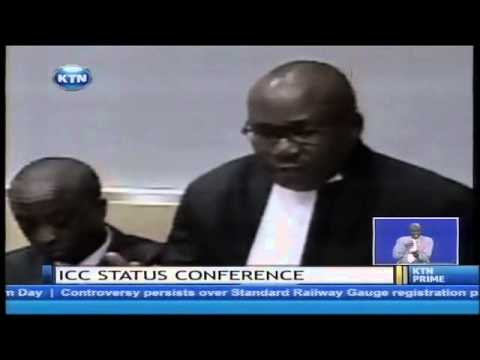 Attorney General Githu Muigai defends Kenya's stand before ICC