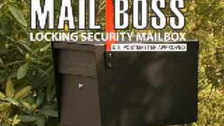 The Mail Boss Security Mailbox Video By Epoch Design