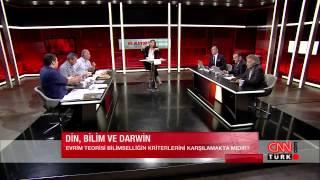Evrim Teorisi - 03.05.2013 CNN TÜRK FULL TARTIŞMA - Ergi Deniz Özsoy, Hasan Aydın, Ender Helvacıoğlu