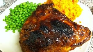 Honey Baked Chicken Breasts Recipe