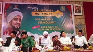MAN ANA berkumandang di Arab Saudi // Habib Syeh & Muhammad Hadi