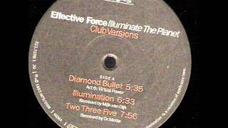 Effective Force - Diamond Bullet (Act 6: Virtual Power)