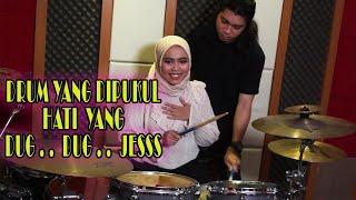 Senangnya Selfi Belajar Drum Bareng Randa Selfi Yamma MP3
