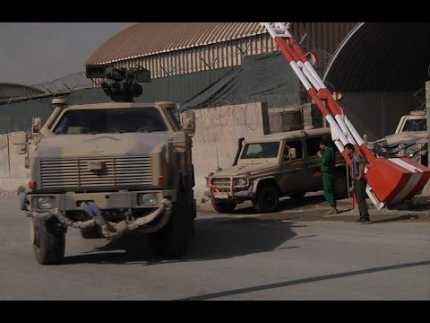 Aus dem Einsatz - Dingokommandant in Kabul