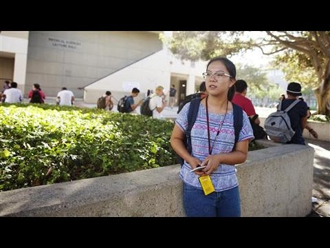 One Chinese Student's Journey to the U.S.