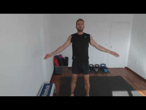 Commando Fit Ibiza - Home workout