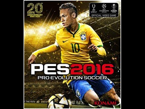 PES 2016 Official Trailer | Pro Evolution soccer 2016