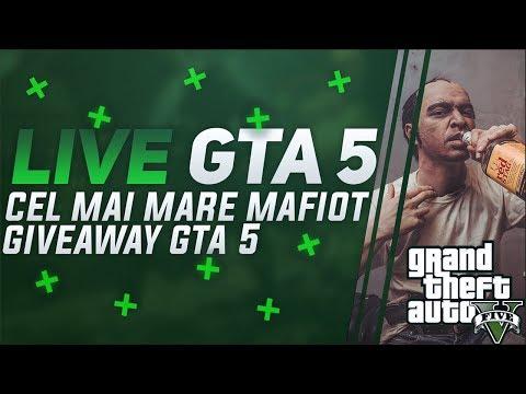 JUCAM GTA 5 ROLE PLAY | GIVEAWAY CU GTA 5 | LIVE #351