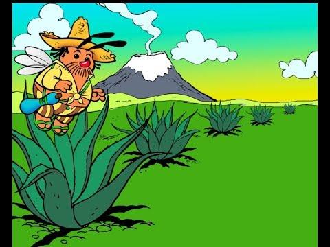 Cri-Cri - El Jicote Aguamielero (Lyric Video Oficial)